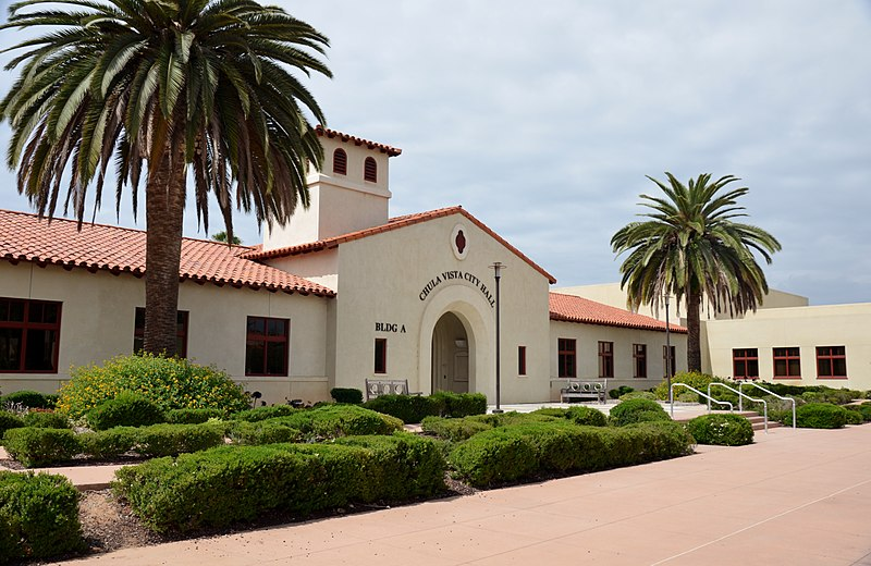 Chula Vista City Hall (1)